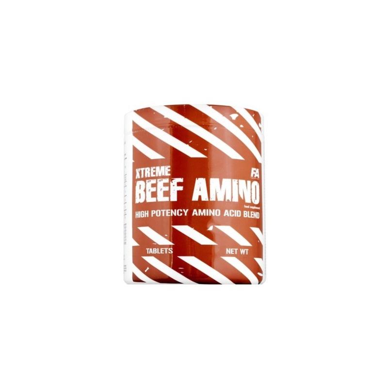 FA Xtreme Beef Amino 600 tabl