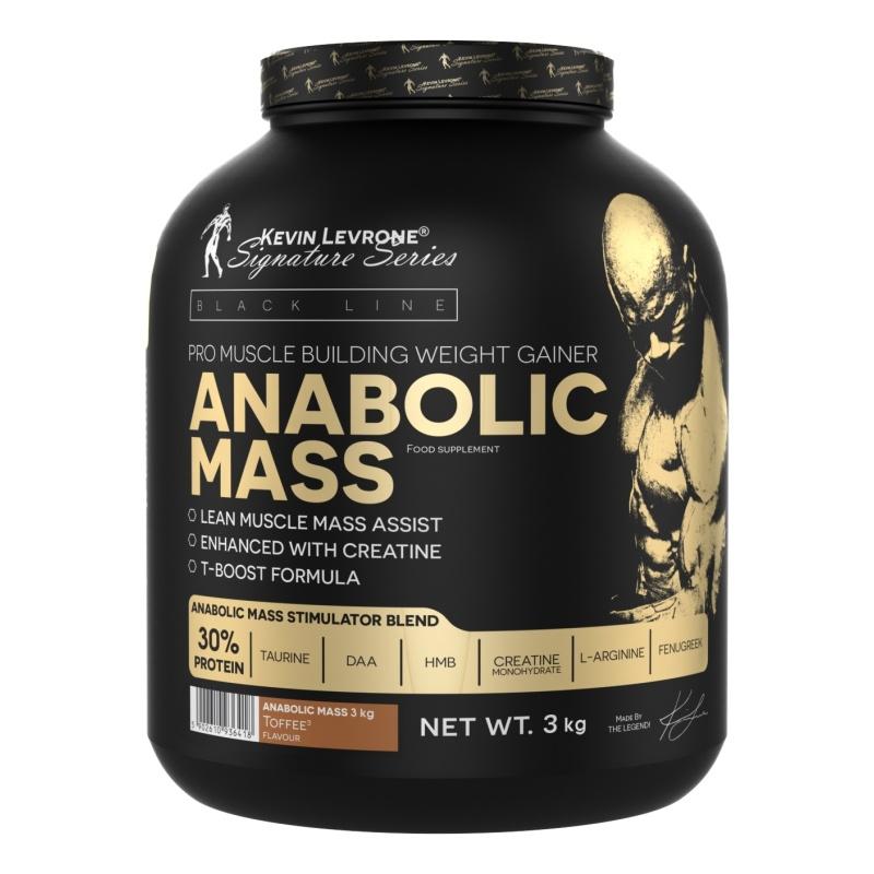 LEVRO Black Anabolic Mass 3000 g
