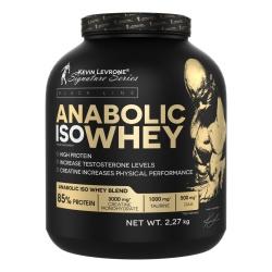 Levro Black Anabolic Iso Whey 2270 g