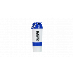 FA Shaker 500 ml Blue/White