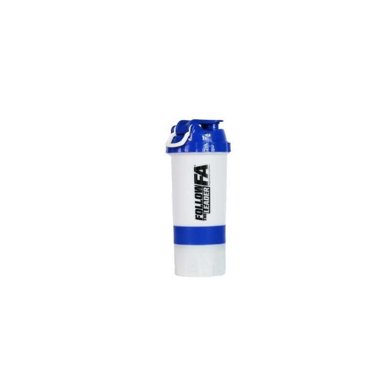 FA Shaker 500 ml Blue/White