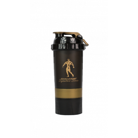 Shaker LEVRONE 500 ml Black/Gold