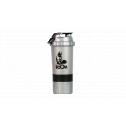 Shaker LEVRONE 500 ml Silver/Black