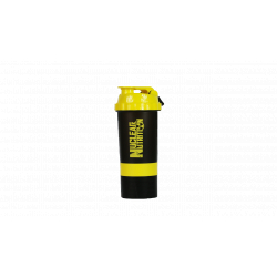 Shaker NUCLEAR NUTRITION 500 ml Yellow/Black
