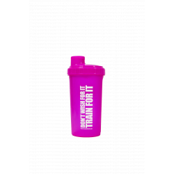 FA Shaker Pink Neon Train for it  700 ml