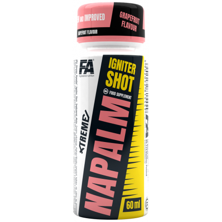 FA Nutrition Xtreme Napalm Igniter Shot 60 ml