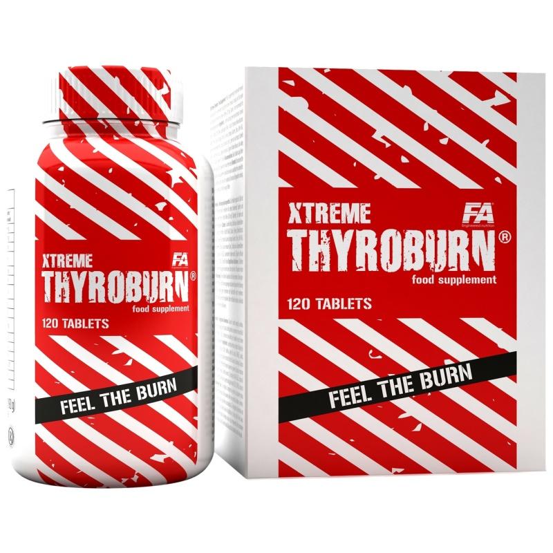 FA Xtreme Thyroburn 120 tab