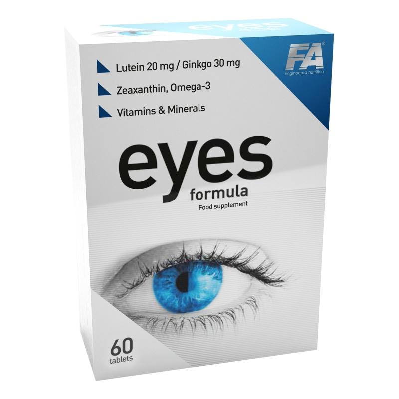 FA Nutrition Eyes Formula