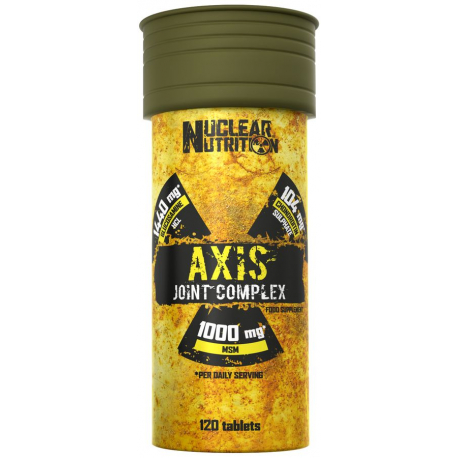 NUCLEAR NUTRITION Axis 120 tabs