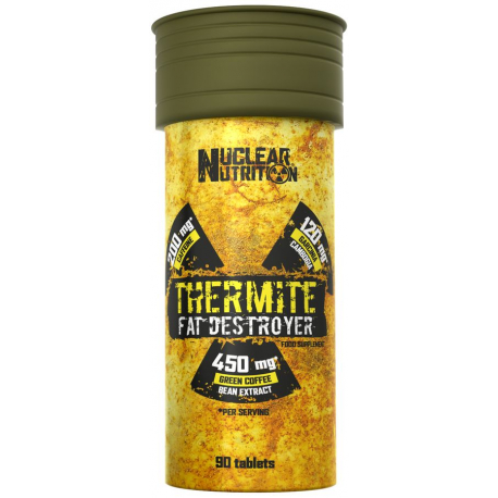 NUCLEAR NUTRITION THERMITE 90 tabs