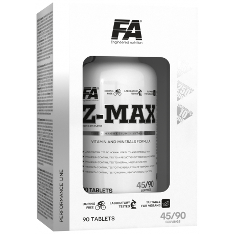 PERFORMANCE Z-MAX 90 tabs.