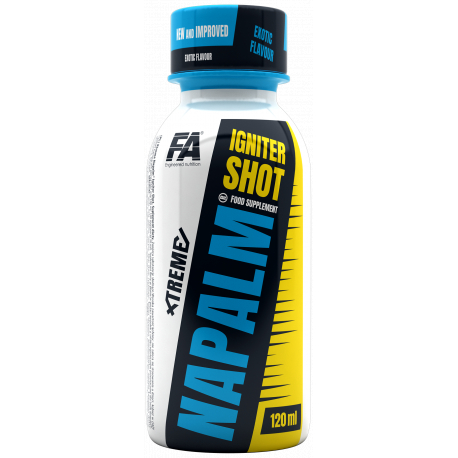 FA Nutrition Xtreme Napalm Igniter Shot 120 ml