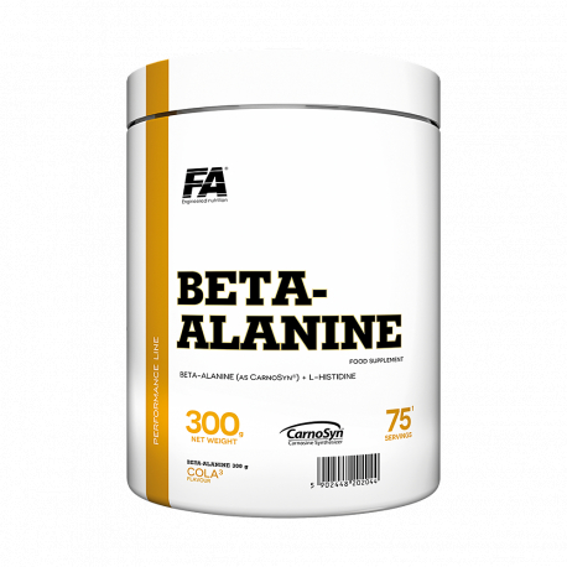 FA Nutrition Beta-Alanine 300 g