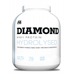 FA Nutrition DIAMOND Hydrolysed Whey Protein 2270 g