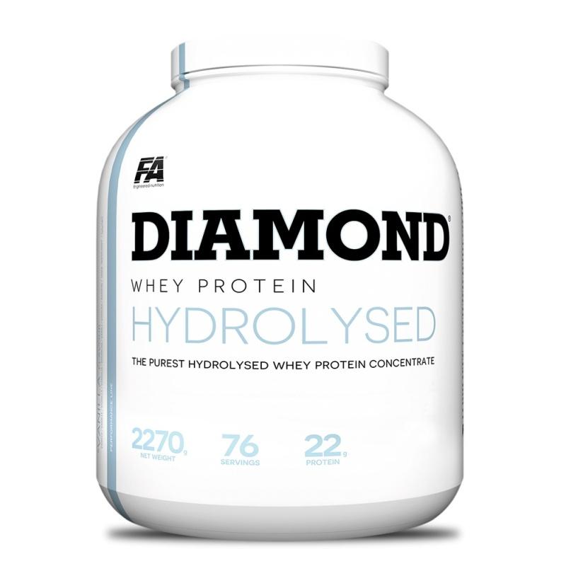 FA Nutrition DIAMOND Hydrolysed Whey Protein 2270 g
