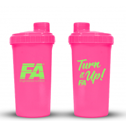 FA Shaker Pink Turn it up