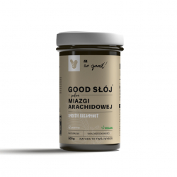 So good! GOOD JAR® full of Peanut Butter SMOOTH CREAMY NUT  500 g