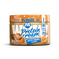 Wellness Line WOW! Protein Cream 500 g Salted Caramel