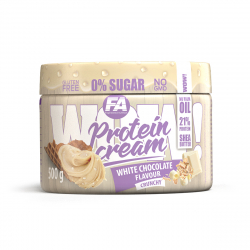 Wellness Line WOW! Protein Cream 500 g White Chocolate Crunchy