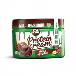 Wellness Line WOW! Protein Cream 500 g Cocoa Hazelnut