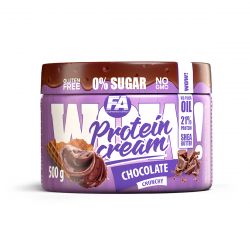 Wellness Line WOW! Protein Cream 500 g Chocolate Crunchy