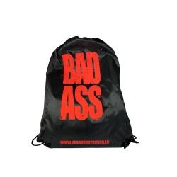 BAD ASS Worek BLACK/RED