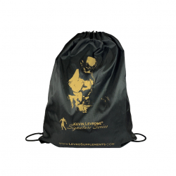 LEVRONE Bag Black/Gold