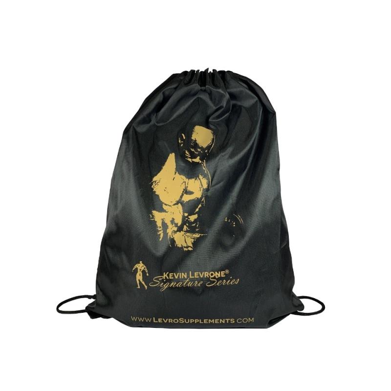 LEVRONE Bag black/silver