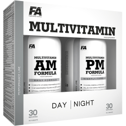FA Nutrition MultiVitamin AM + PM FORMULA 180 kaps