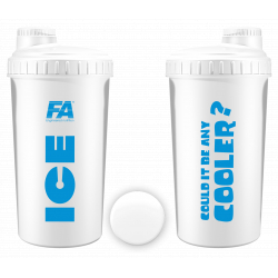ICE FA Shaker 700 ml White