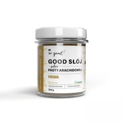 So good! GOOD Słój pełen słonej karmelowej pasty arachidowej 300 g