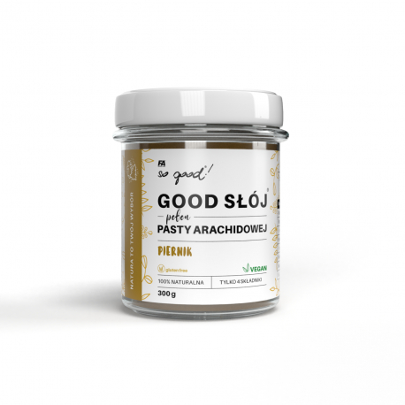 So good! GOOD Jar full of salty caramel peanut paste