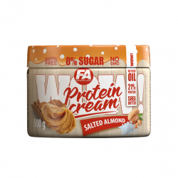 Wellness Line WOW! Protein Cream 500 g Salted Almond