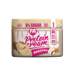 Wellness Line WOW! Protein Cream 500 g Marzipan