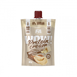 Wellness Line WOW! Protein Cream 40 g White Chocolate