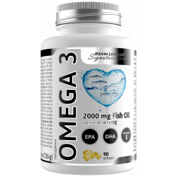 Levrone Wellness Series Omega 3 90 caps