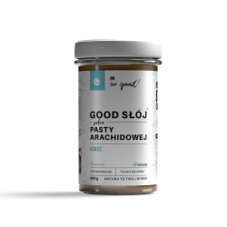 So good! GOOD Słój pełen kokosowej pasty arachidowej 500 g