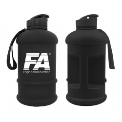FA Water jug black/white 1.3 L