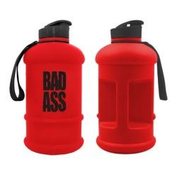 BAD ASS Water jug 1.3 L Red/Black
