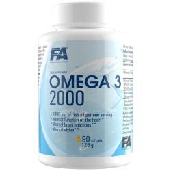 Wellness Line Omega 3 2000 90 kapsułek
