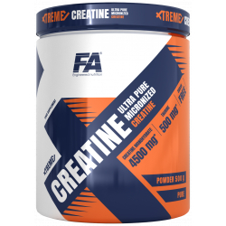 FA Nutrition Xtreme Creatine 500g