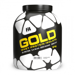 FA Gold Whey Protein Isolate 2 kg
