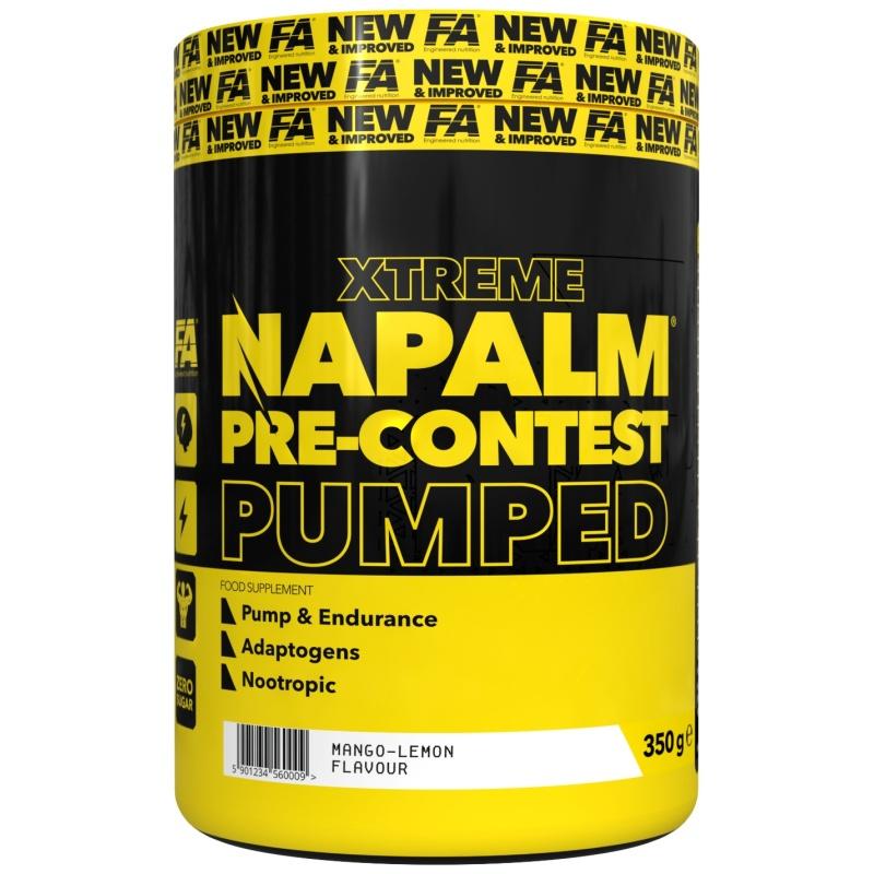 NAPALM Pre-contest pumped 350 g