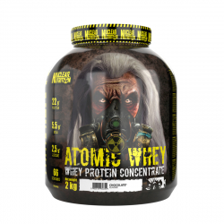 NUCLEAR NUTRITION ATOMIC WHEY 2 kg