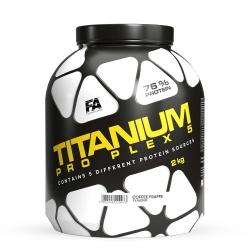 FA Titanium Pro Plex 5 2 kg