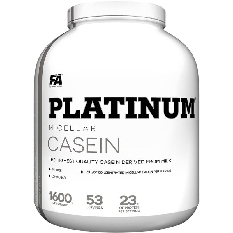 FA Nutrition Platinum Micellar Casein 1600 g