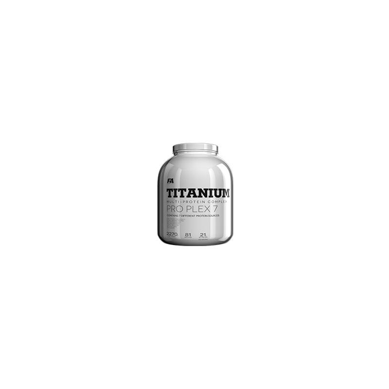 FA Nutrition Titanium Pro Plex 7