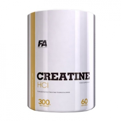 FA Nutrition Creatine HCL 300 g