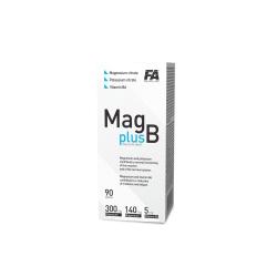 FA Nutrition Mag Plus B 90 kaps.