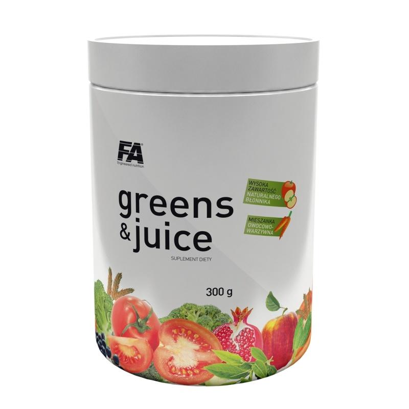 FA Nutrition Greens & Juice